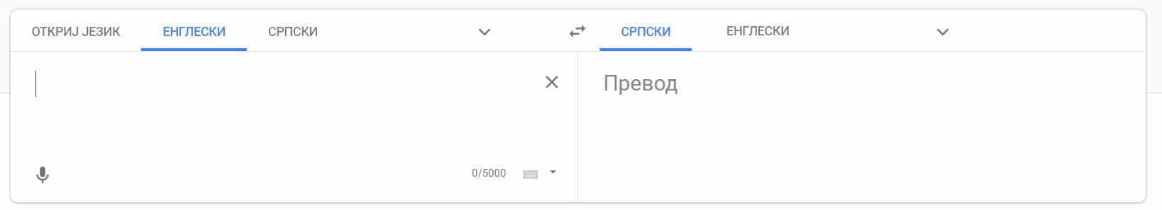 Prevodilac Sa Engleskog Na Srpski Jezik Licencirani Sudski